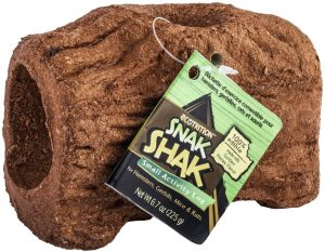 eCOTRITION Snak Shak 3-in-1 Hamsters Chew